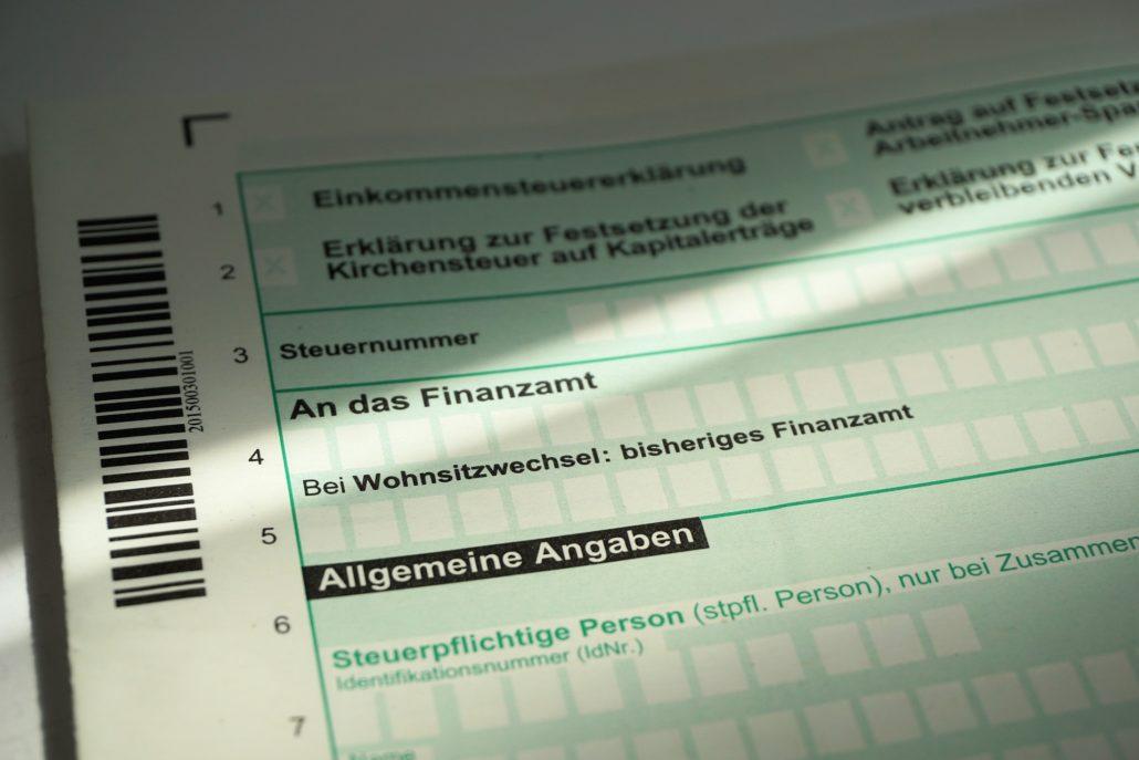 Declaration Annuelle De Revenus En Allemagne Cabinet D